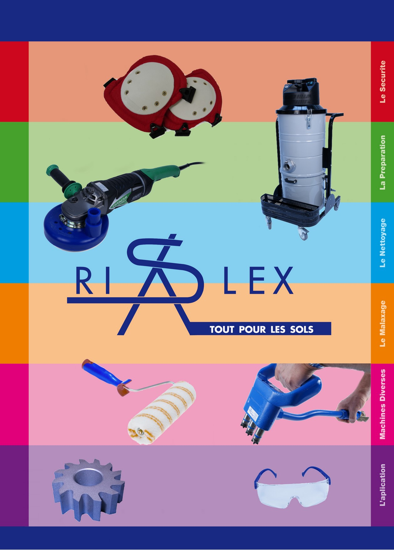 Couverture catalogue Risalex