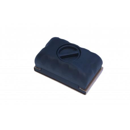 Petit sabot au carbure de tungstène (support+plaque)