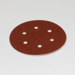 Disque abrasif Velcro diametre 150 mm
