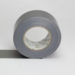 Ruban adhésif gris avec trame