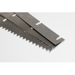 Lame en acier pour raclette aluminium réglable