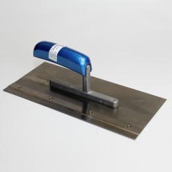 Platoir en acier bleui pour lame dentée