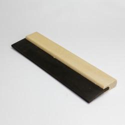 Raclette en bois lame caoutchouc