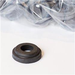 100 joints caoutchouc pour pige acier nickelé