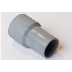 Embout PVC pour flexible d. 38 mm pour STR 580