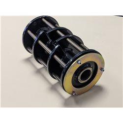 Tambour pour rabot VA 25S / 6 axes de 12 mm