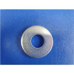 Rondelle en acier traité diametre 25 mm / alésage 12 mm
