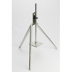 Pige en acier galvanisé avec joint
