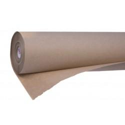 Papier Kraft de protection avec bande adhesive
